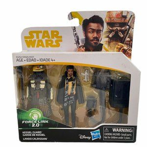 Star Wars Force Link 2.0 Kessel Guard & Lando